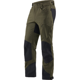 Haglöfs M's Rugged Mountain Pants Deep Woods/True Black Short